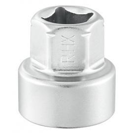"Seria R.HX nasadki 1/4"" 6-kątne, metryczne, ultrakompakowe, 5,5 - 14 mm"