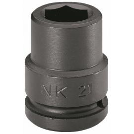 "NK.A - 3/4"" drive inch 6-point impact sockets, 3/4"" - 1'5/8"""