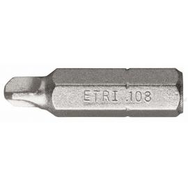 ETRI.1 - Standard bits series 1 for Tri-wing head screws 1 - 5