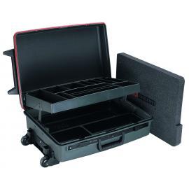 Seria BV.21TR1 - walizka na kółkach z rozkładanym wózkiem, 530 x 390 x 180 mm