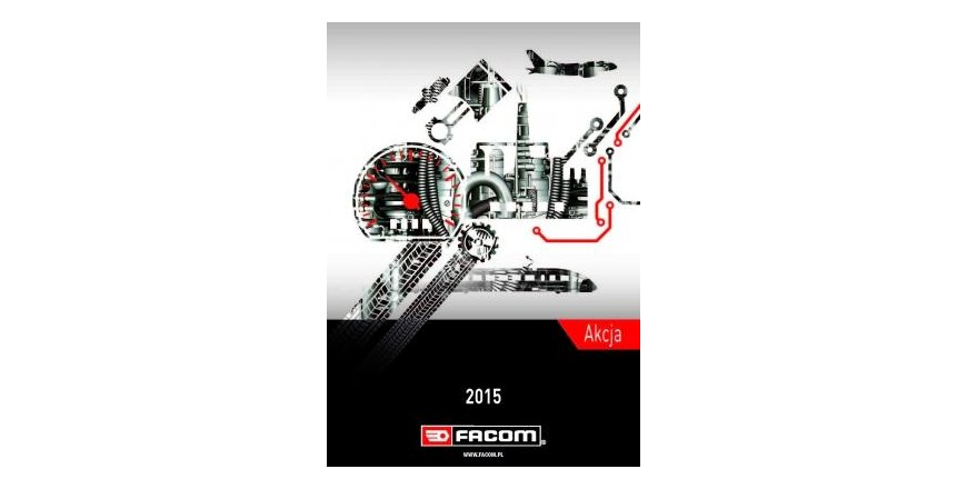 Facom promotional brochure 2015
