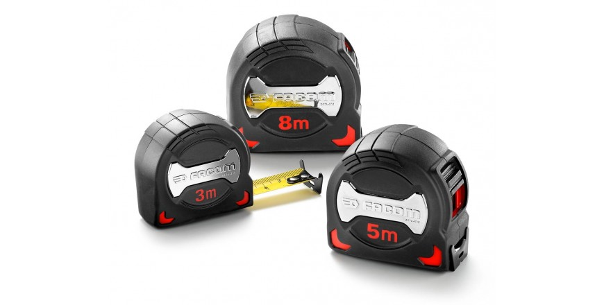 New tape measures - Grip and ABS series