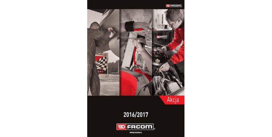 Facom promotional brochure 2016