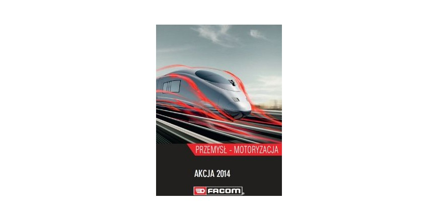 Facom promotional brochure 2014