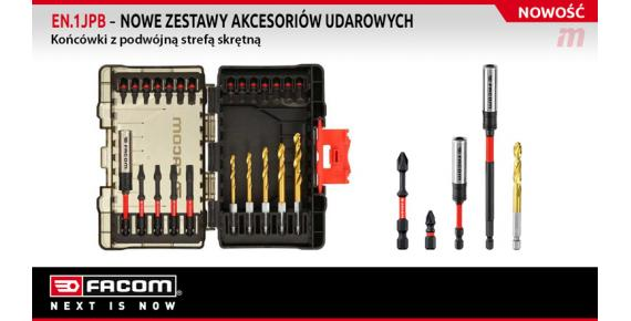 NEW: Impact accessories sets: EN.1J24PB, EN.1J30PB, EN.1J50PB